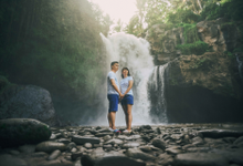 Pre-Wedding of Hendra and Sherly  by De Photography Bali