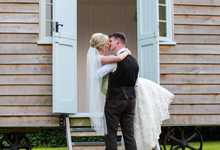 Selection of wedding images by Nicola Rowley Photography