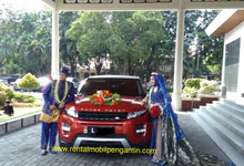 Rental Range Rover Evoque, Wedding Cars Surabaya by SENTOSA JAYA VIP WEDDING CARS SURABAYA