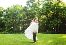 Matt + Emma by Nikki Kate Photography
