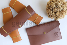 Packaging upgrade premium pouch by Gemilang Craft