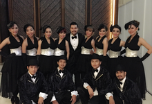 Musical broadway Performance with Chico Jericho by onFrame Dance Management