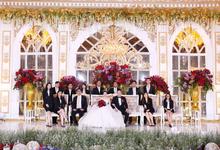 Wedding Organizer Rendi dan Fransisca 18 Des 2016 by Fedora Organizer