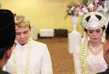 The Wedding of Aditya Soleh & Stephanie Octavia by Sugarbee Wedding Organizer