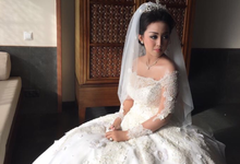 Wedding Dress for Vina [ Custom Gown in Bali ] by Kings Bridal & Tailor