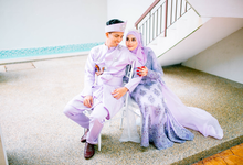 Amal & Amim by azri ali photography