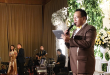 Wedding Ivan & Priska by Forentrie Management ( Wedding Organizer & Music Entertainment )