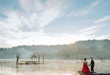 Pre-wedding of Trav + Shan by PadiPhotography