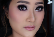 Sample makeup and course by Payas Bali salon