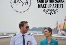 AKSA with Rani Jayanegara MUA by AKSA Creative