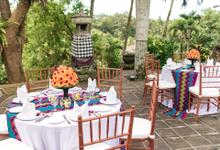 Mock Up Shoot with Bali Yue Moment by Kereta Kencana