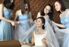 Wedding Yunnly & Mark by SISKAMAKEDO