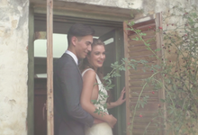 Sarah & Lucas Shortened Highlights Montage by LoveStory Films