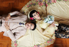 wedding A n W by redboxphotos