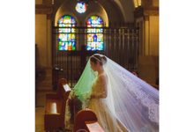 Bridal Gowns & Long Gowns by Joji Aguilar-Couture