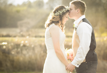 Wedding Previews  by Heartlight Photography