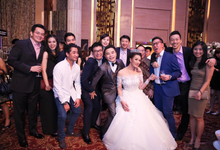 Santoso & Sherly by CYNEVENTS Wedding Planner and Organizer