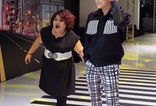 MC-ing for Fashion Show LPTB Susan Budihardjo by @letsgodego