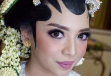 Pascalis Wedding by Nadia Sabrina MUA