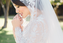 Bali Wedding : Acha & Andy Holy Matrimony by Elsie Chrysila Brides