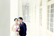 Sam & Ivy's Wedding by YRegina Makeup