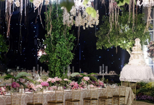 The Wedding of Gilbert and Trivena by PROJECT ART PLUS Wedding & More