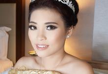 Jennie by Verencia Makeup