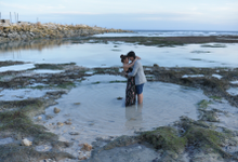 HULBERT ∞ IRENA, In the Island of God by HOUSE OF PHOTOGRAPHERS