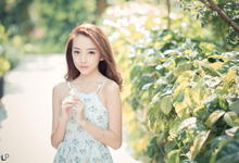 Casual shoot ~ A Simple Day by Jen Lim Makeup Artist