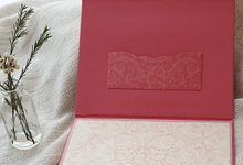 Soft Pink Design by Memoir Paperie