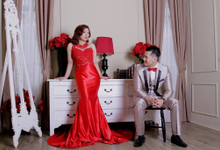 Prewedding by popuri by Popuri Bridal