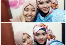 My Makeup for Nanda by Lorosay R Make-up & Hijab-styling
