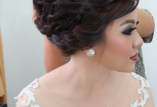 Hairdo project by Payas Bali salon