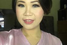Prewedding by AyuAbriyantimakeupartist