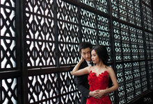 Prewedding of Andri & Stella by SYM Pictures