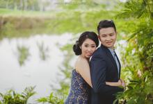 fani&ferdi pre-wedding  by Lydia Merry Makeup Artist