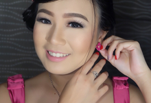 Prewedding Makeup for Febryani by Felicaang Makeup Artist