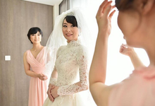 Kaori&Windsen's Wedding by La Boutique