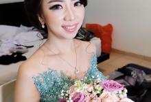 Bride Ms.Lavigne by Erinz Neo Makeup