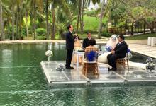 Wedding Ceremony N & C by Bali Hawila Wedding Organizer
