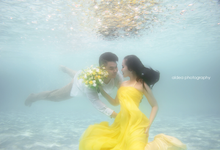 Prewedding David & Tanti by Aldea Photography