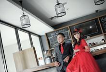 Story of prewedding : Anggi & Ican by glamour photography