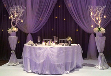S&I Wedding Ceremony & Reception by Haute Event Decor