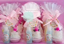 Cupcake Soap Set by Bubblelicious Soap & Souvenirs