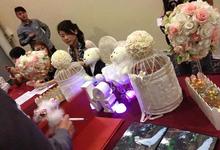 Beige wedding theme by ilmare Wedding