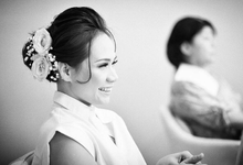 Happy Wedding Day Willy and Sylvana by Luminous Bridal Boutique