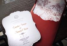SANDY & GUNTUR by YOE'S CARD