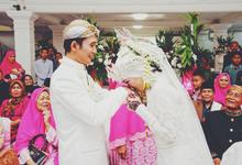Arief & Vivi Wedding's by Farisa Wedding Organizer