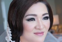 Karina The Bride by Virry Christiana - Makeup Artist Jakarta