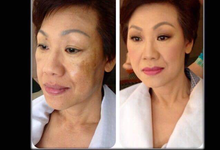 Various project  by Irene Sy Go Makeup